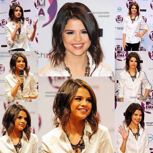 Samedi 5 Novembre au Soir : Selena et Justin ne se Quitte Plus Ils sont été Aperçut Allant Dîner en Irlande.