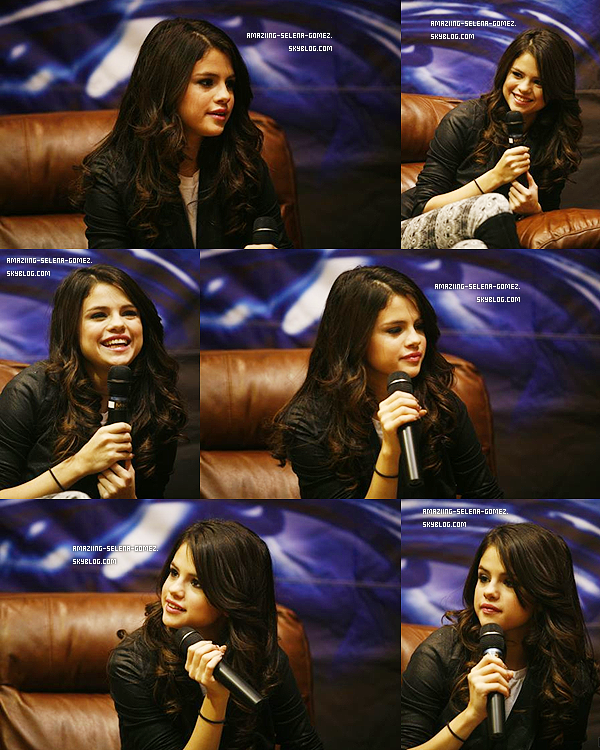 Vendredi 2 Décembre : Selena Performant Pour le Jingle Ball 2011 à Phoenix.