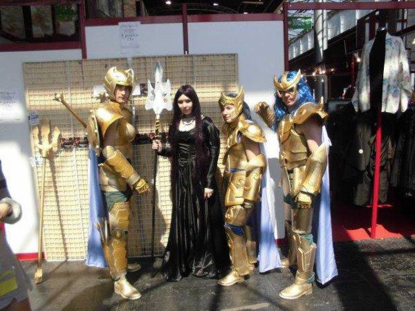 cosplay de pandore a japan expo 2013