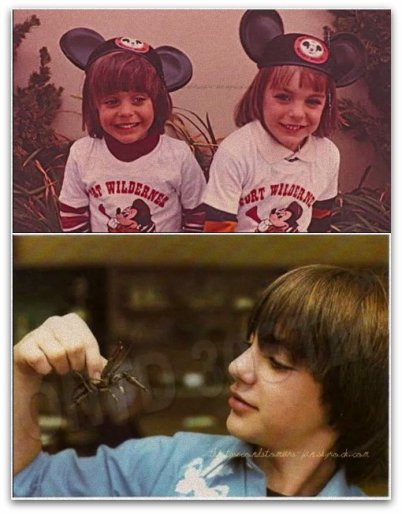 Jared & Shannon petit :3