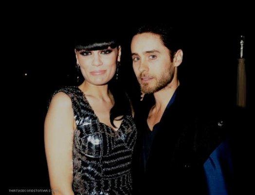 Jared & Jessie J au Grammy Award.