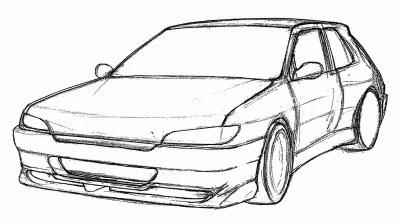 Crayonné 306