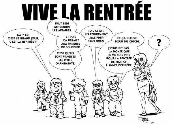 LA RENTRÉE
