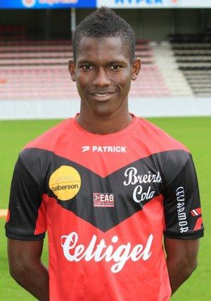 T.Keita (Guingamp) testé en National