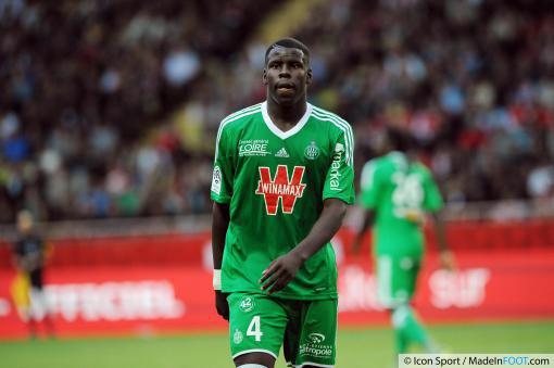 K.Zouma (St-Etienne) à Chelsea