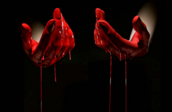 Le Sang sur mes Mains