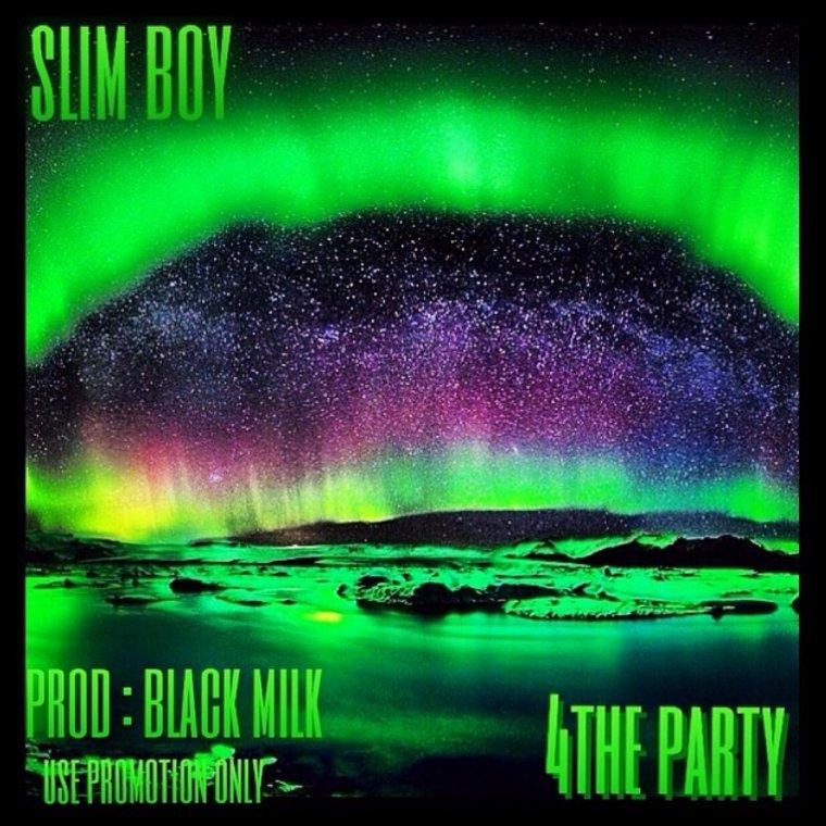 SlowMotion streetalbum / Slim Boy (2014)