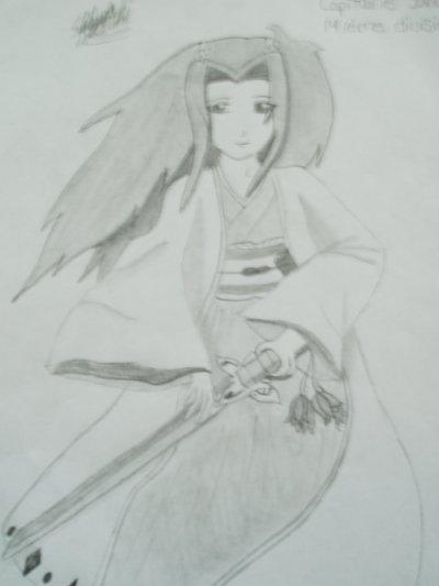 Sakura Kuchiki !