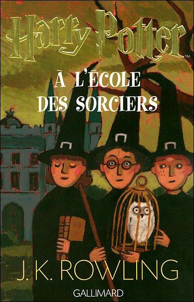 Harry Potter à l'école des sorciers - le résumé du livre