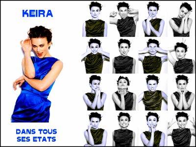 Keira Knightley dans GRAZIA !