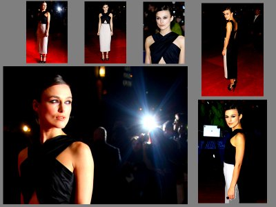 Keira Knightley au BFI !