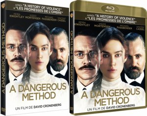 A Dangerous Method en DVD !