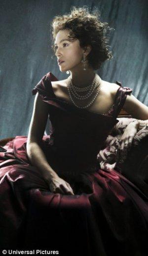 Keira Knightley pour EMPIRE Magazine !
