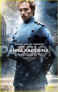 Anna Karenina: characters' posters