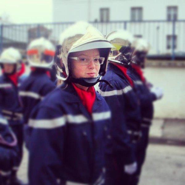 Pompier bien plus qu'un métier ♥