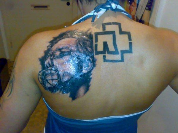 magnifique tatouage