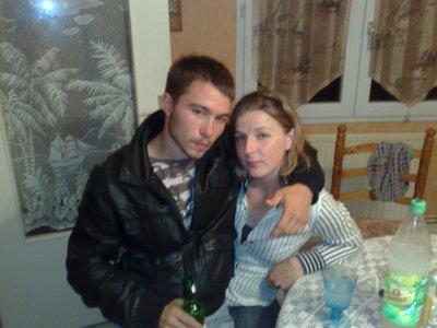 Mon frere et sa copine
