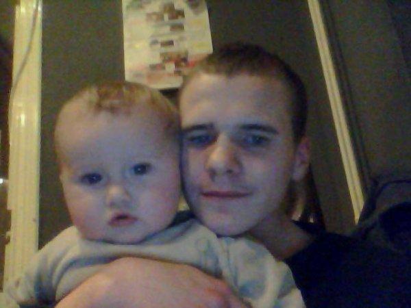 moi samuel et mon fille