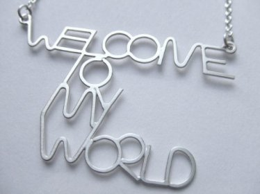welcome in my world