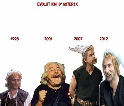 Portrait Asterix!!!!