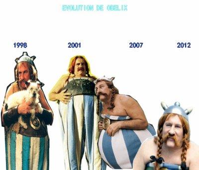 Portrait Obelix!!!!