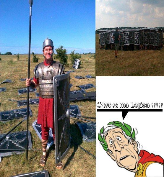 Une romaine legion(par ZeroZeroSix)