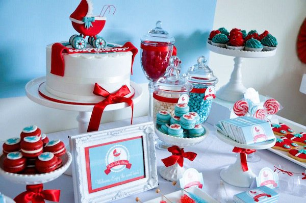 A Collection of the Best Baby Shower Ideas