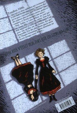 Les étranges soeurs Wilcox - Les Vampires de Londres