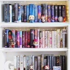 Ma bibliothèque de rêve ?...