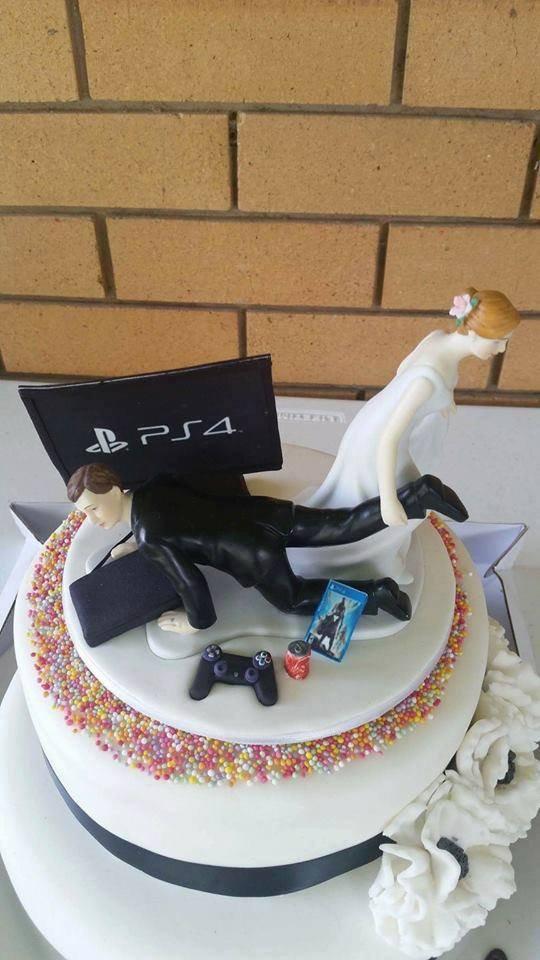Idée de gâteau de mariage