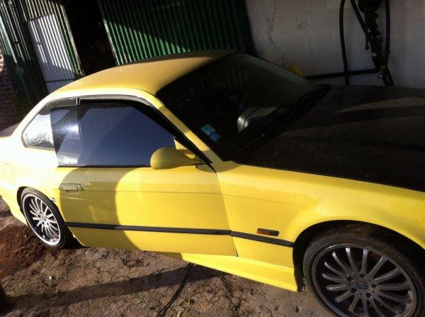 mon Nouveau BMW 320I