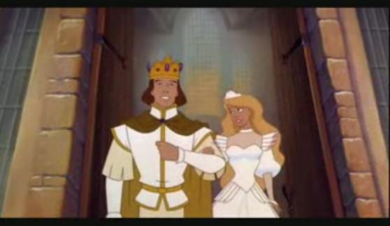 Video Le Cygne Et La Princesse