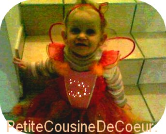 Ma petite Princess' ♥.