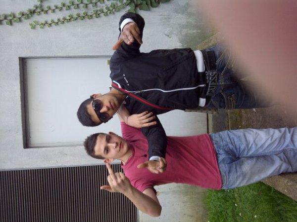 Moi et l'suiissoss ;)