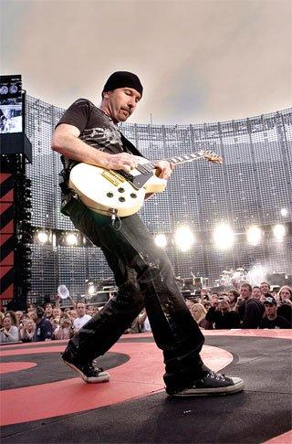 Mon guitariste préféré (U2) :'D