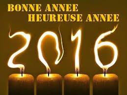 bonne année mes amies et amis
