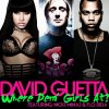 David Guetta Ft Nicki Minaj && Flo Rida - Where Them Girls At (2011)