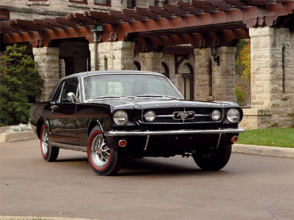 Ford Mustang : l'histoire ...