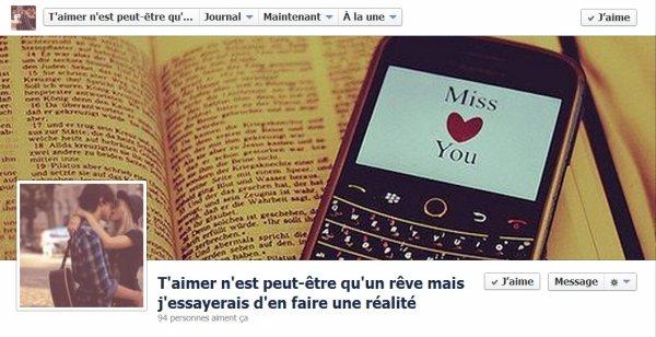 Ma page ♥