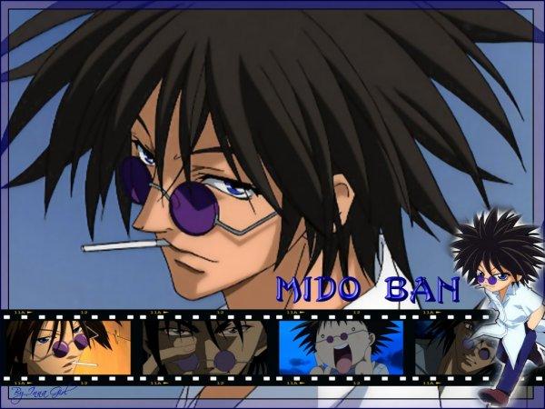 Mido Ban - The best of Manga