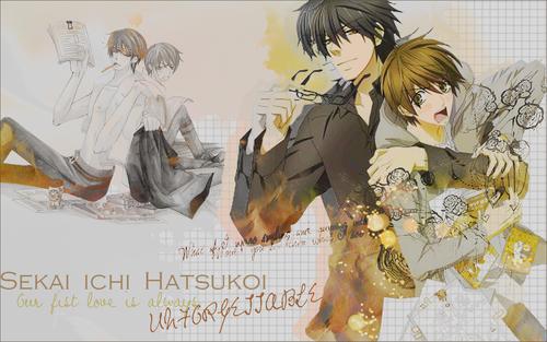 Sekai-ichi Hatsukoi