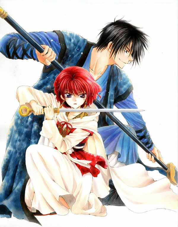 Akatsuki no Yona - The best of Manga