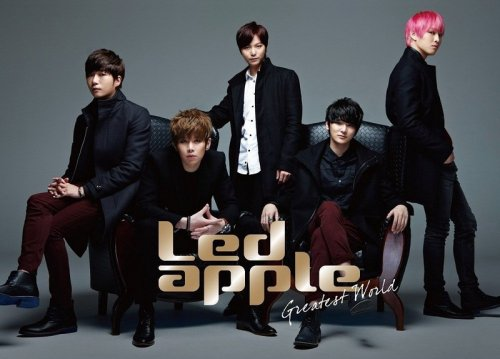 Special III : Led apple Music Note