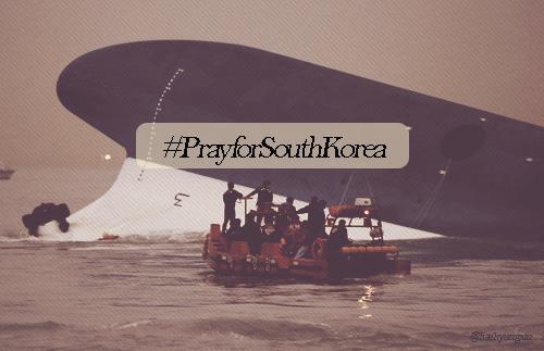 #PRAYFORSOUTHKOREA
