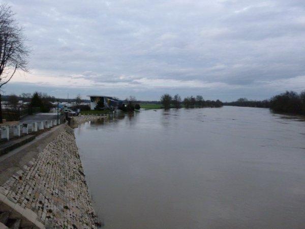 la Saône à Pontailler