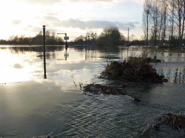 la Saône au Tremblant