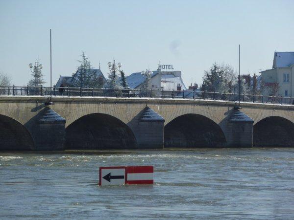 la Saône à Gray