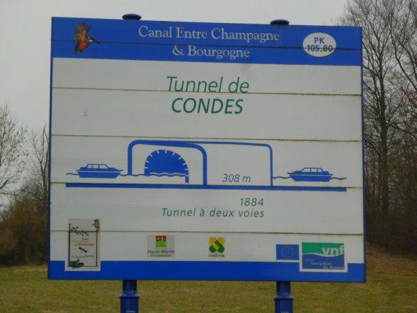 le souterrain de Condé