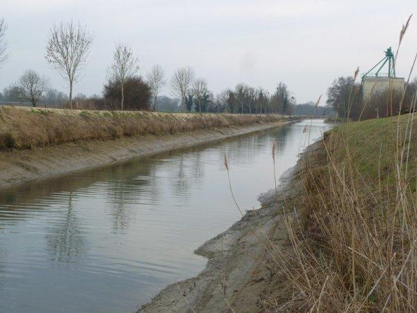 chômage annuel du Canal entre Champagne et Bourgogne