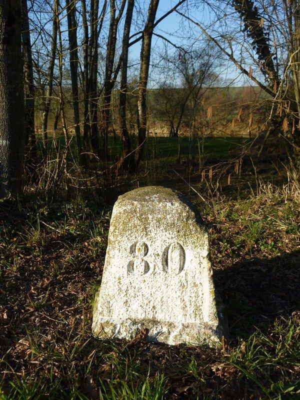 80 km jusqu'à Vitry le François